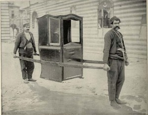 Sedan-chair